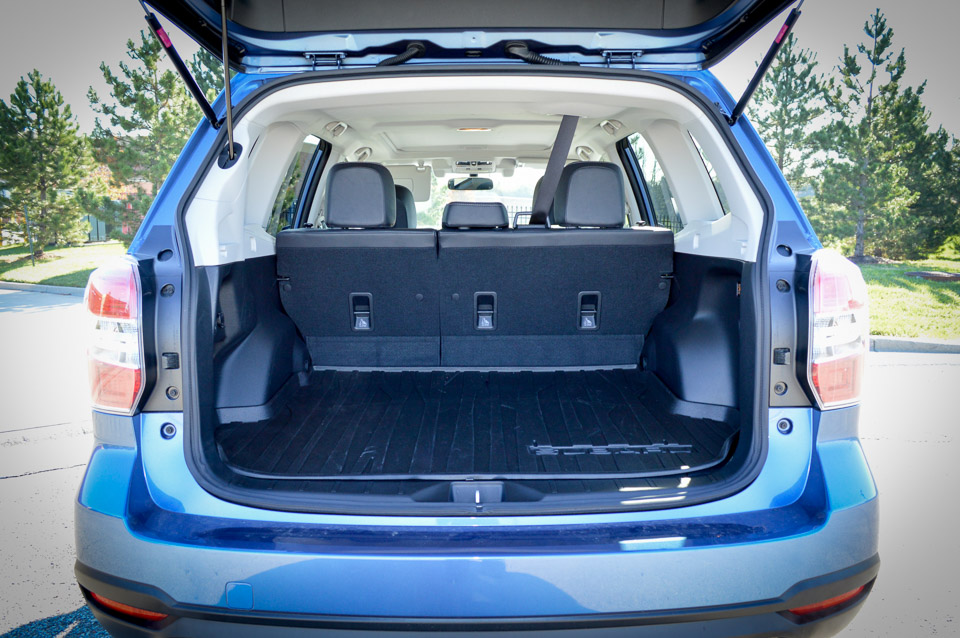 review 2016 subaru forester 2 0xt touring. Black Bedroom Furniture Sets. Home Design Ideas