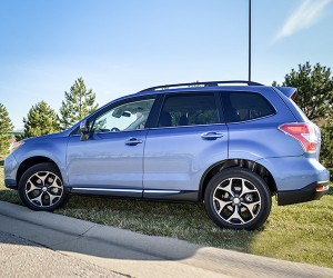 Review: 2016 Subaru Forester 2.0XT Touring