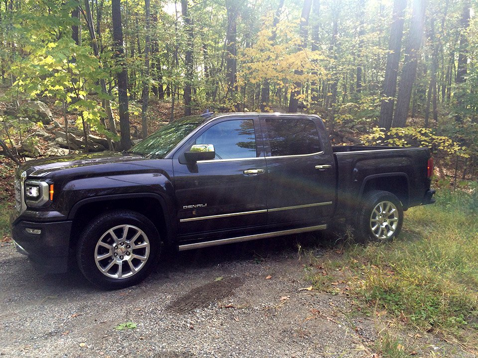 The 2016 GMC Sierra Denali: Intelligent Indulgence