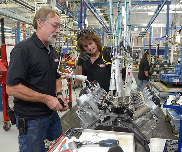 GM Performance Build Center to Expand