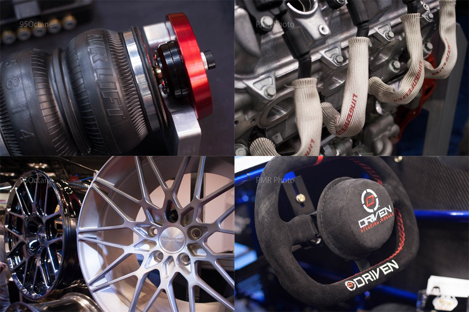 Our Picks from the 2015 Performance Racing Industry Show