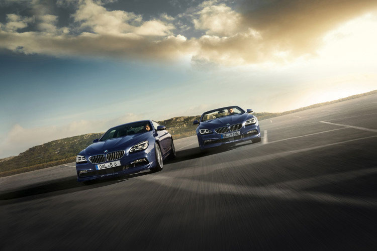 BMW Alpina B6 Bi-Turbo Coupe: Europe Bound Only