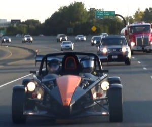 Regular Car Reviews Checks out an Ariel Atom 3