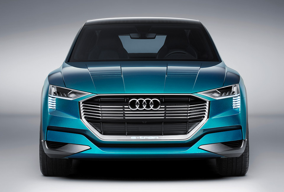 Audi Plans New Q5 and Q2 Crossovers for 2016 Reveal