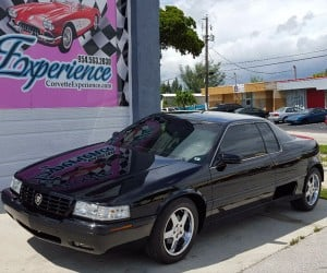 16-Cylinder, Dual V8 Cadillac Turns up for Sale