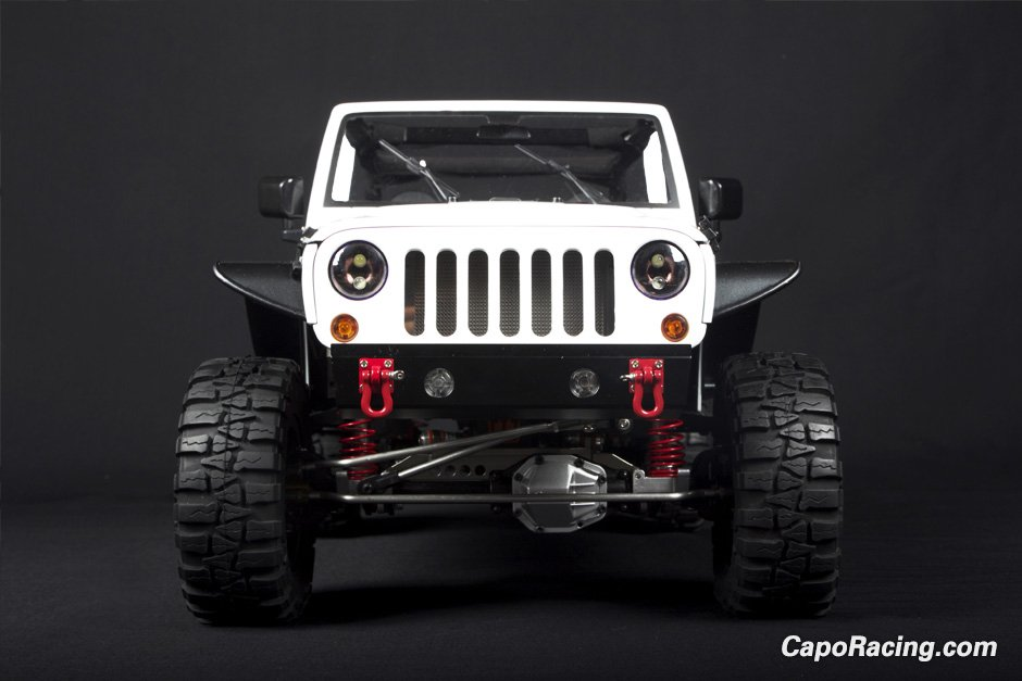 $2,300 RC Jeep Doesn't Even Include the RC Hardware