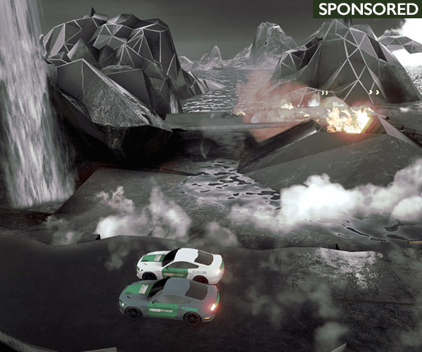 Sponsored Video: Castrol EDGE Titanium Strong Virtual Racers