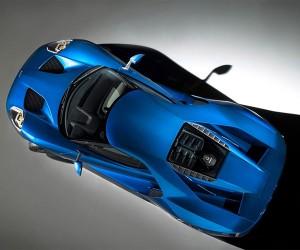 Ford GT Sports Hybrid Gorilla Glass Windshield