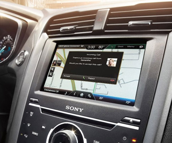 ford sync 3 gets apple carplay android auto and 4g lte. Black Bedroom Furniture Sets. Home Design Ideas