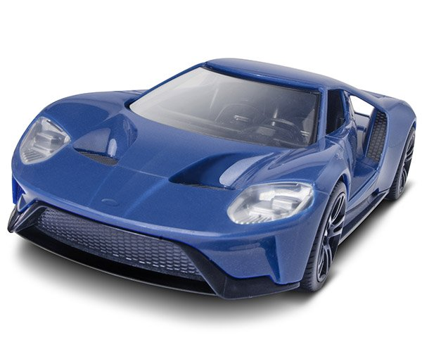 Get a Free Ford GT (Model) at the 2016 Detroit Auto Show