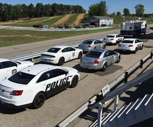 Police Car Competition Puts Ford EcoBoost Performance on Top