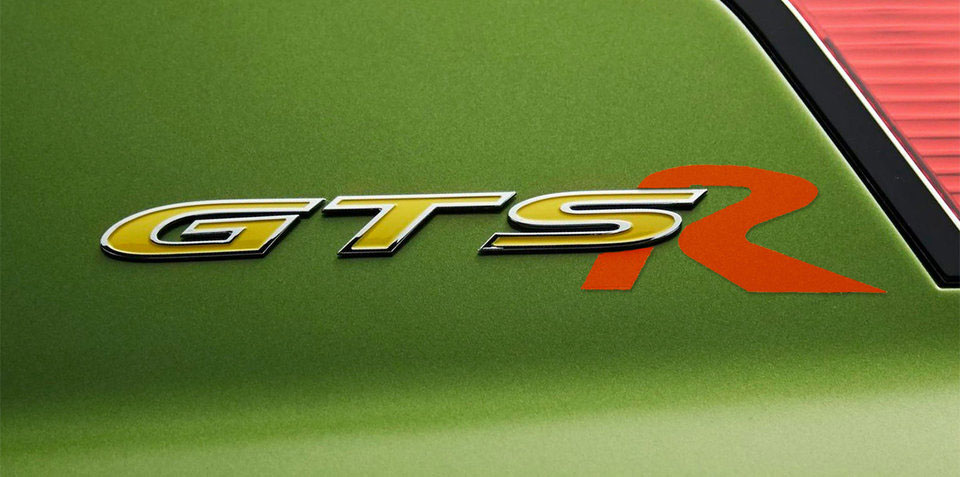 Holden HSV GTS-R Trademark Hints at Souped-up Commodore