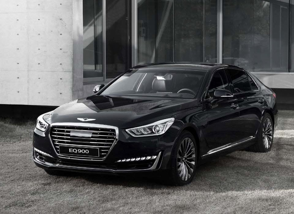 genesis g90 specs and images unveiled 95 octane. Black Bedroom Furniture Sets. Home Design Ideas
