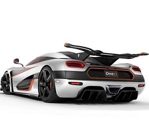 Koenigsegg One:1 Development Mule for Sale