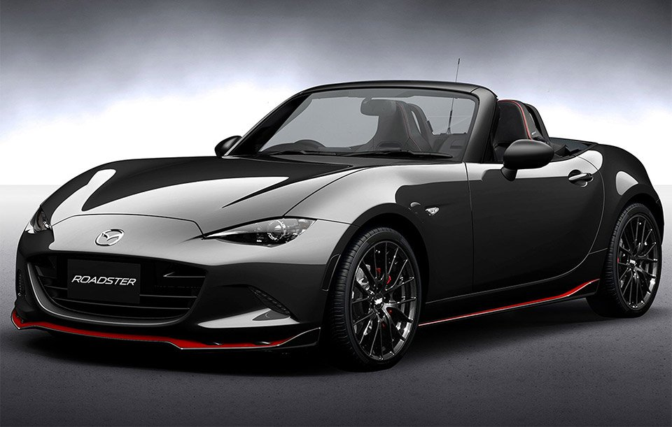 MX-5 Roadster RS Racing Concept is the Factory Miata We Want