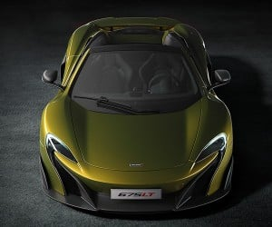 McLaren 675LT Spider Drops the Top on Exotic Performance