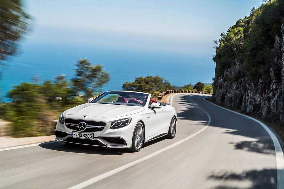 2016 Mercedes-Benz S-Class Cabrio Available to Order