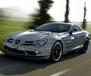 Next Mercedes SLR Could be a 1000hp Mid-Engine Hypercar