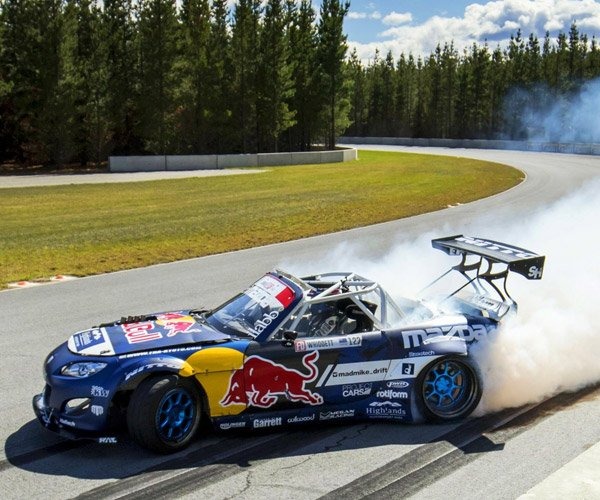 1500hp Miata RADBUL Drifts into Our Hearts