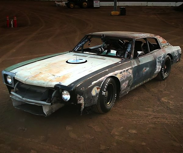 Roadkill Builds Street Legal 1970 Monte Carlo Dirt Track Racer