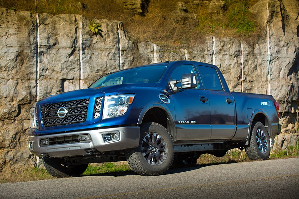 Nissan Titan Endurance V8 Gets Major Overhaul For 2016