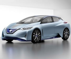 Nissan to Launch Extended Range EV in 2016 Says Exec