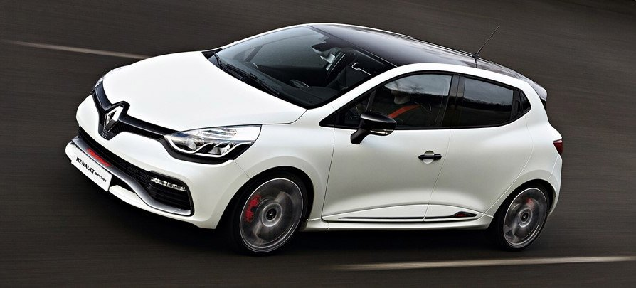 Renault Clio R.S. 220 Trophy: Hottest Hatch on the Nürburgring