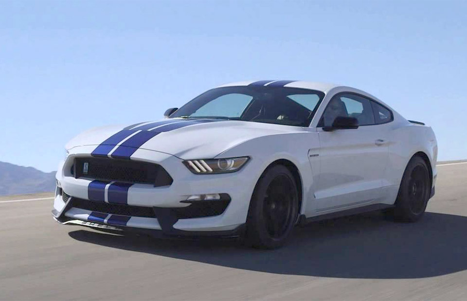 Bone Stock Shelby GT350 Runs 0-to-170 MPH with Ease