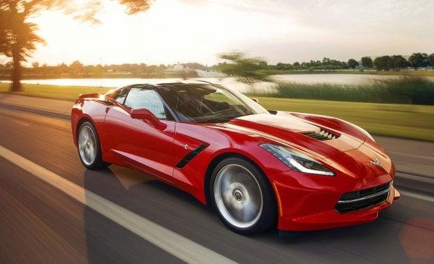 """GM Trademarks """"Corvette E-Ray"""": Electric 'Vette Coming!?"""
