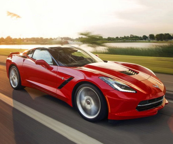 "GM Trademarks ""Corvette E-Ray"": Electric 'Vette Coming!?"