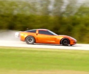 Watch This 1780 hp 'Vette Go 200+ MPH