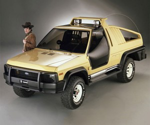 Concepts from Future Past: 1981 Ford Bronco Montana Lobo