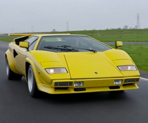 Lamborghini Countach: The Lambo to End All Lambos