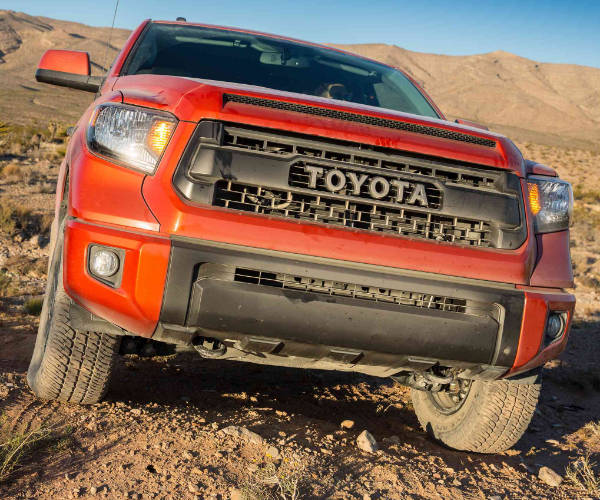 Is The Tundra TRD Pro a Better Raptor Alternative?