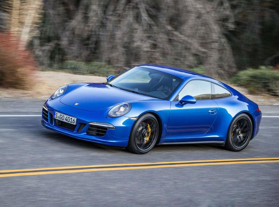 Porsche 911 to Keep Iconic Flat Six