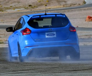 "Ford's Focus RS ""Drift Mode"" Can Get Expensive"
