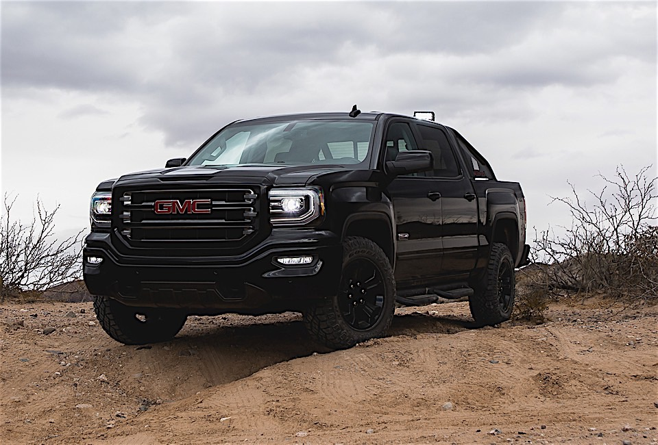 Sierra All Terrain X is GMC's Trail Boss