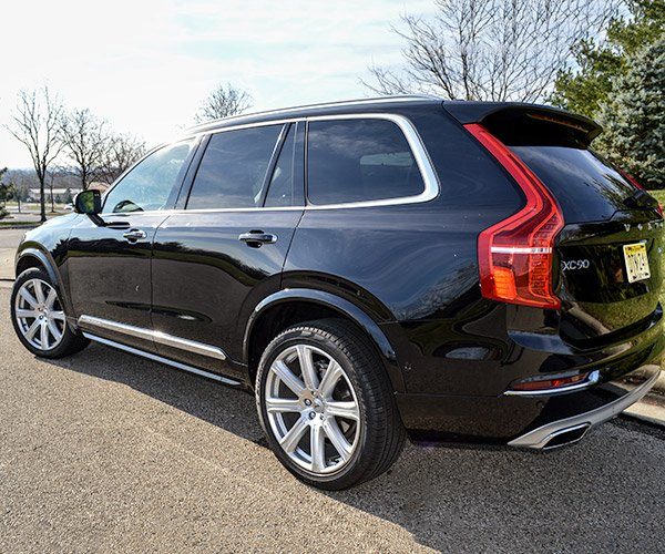 Review: 2016 Volvo XC90