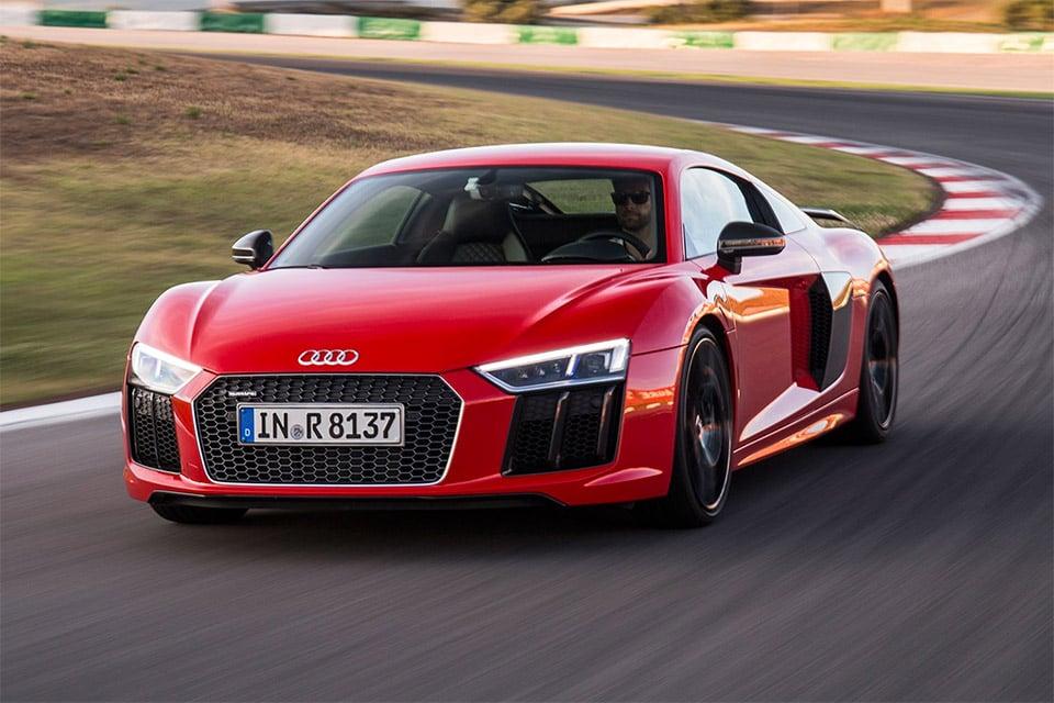 2017 Audi R8 Pricing Announced