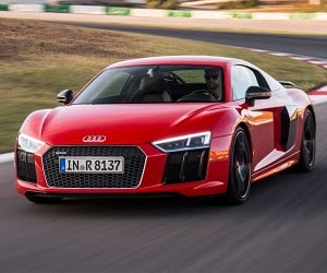 2017 Audi R8 Pricing Announced