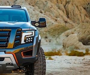 Nissan TITAN Warrior Concept