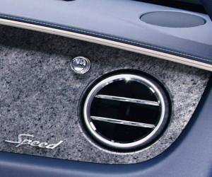Bentley's New Trim Options Rock