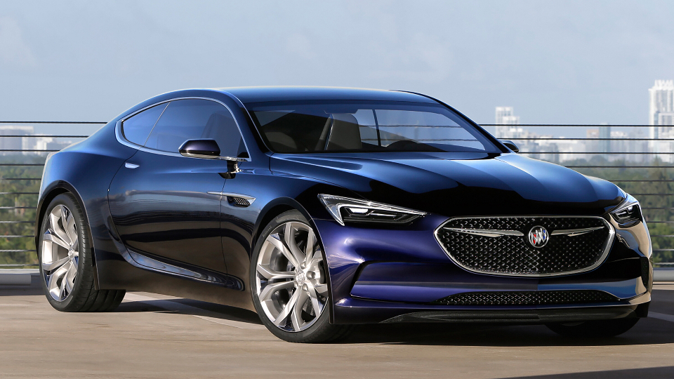 buick please build the avista concept exactly as shown. Black Bedroom Furniture Sets. Home Design Ideas