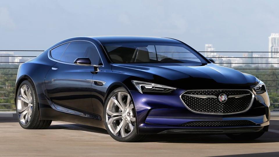 Buick, Please Build the Avista Concept Exactly as Shown