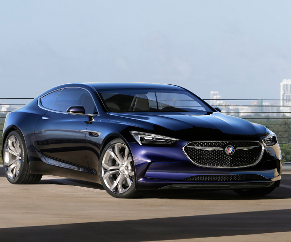 Buick, Please Build the Avista Concept Exactly as Shown