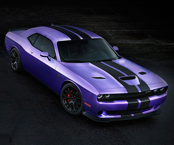 Dodge to Extend Availability of Plum Crazy Paint