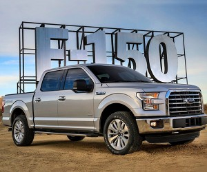 All 2017 EcoBoost Ford F-150s Getting Start/Stop Tech