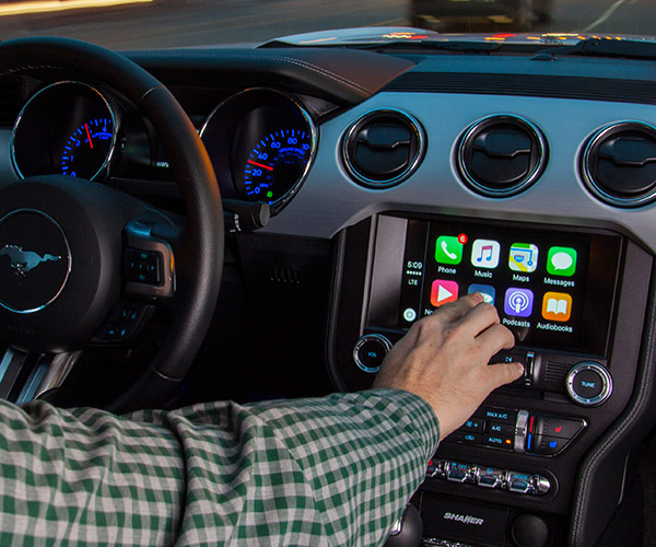Ford Sync 3 Gets Apple CarPlay, Android Auto, and 4G LTE