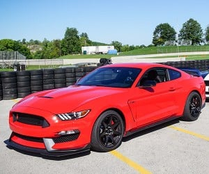 Shelby GT350R Buyers Can Get a Back Seat, Wives Lose Veto Power