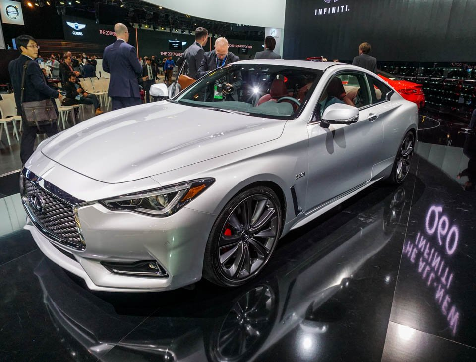 2017 infiniti q60 g37 replacement gets up to 400hp 95 octane. Black Bedroom Furniture Sets. Home Design Ideas